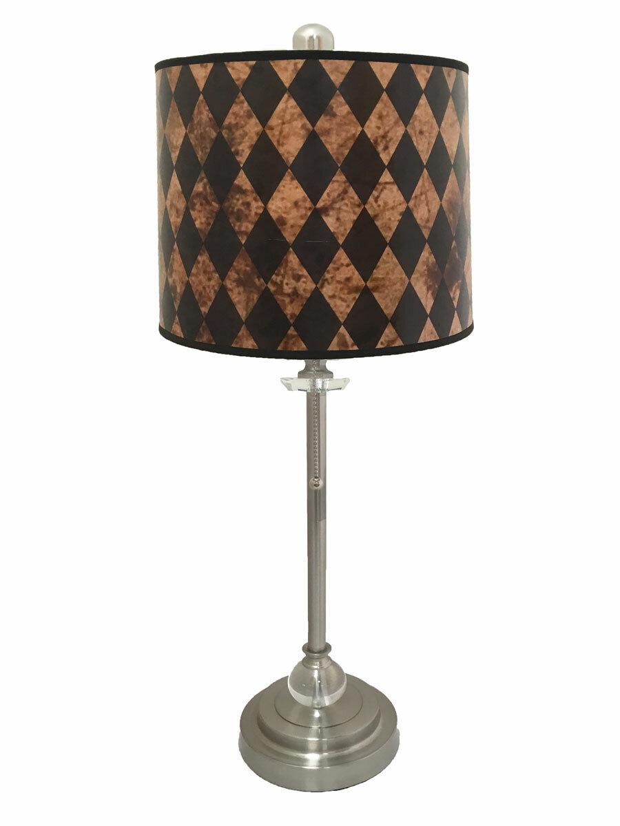 Red Barrel Studio Friel Crystal 28 Buffet Lamp Wayfair