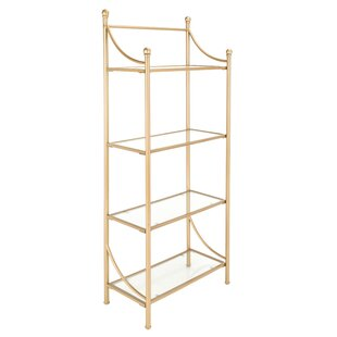 Read Reviews Diana Etagere Bookcase By Safavieh