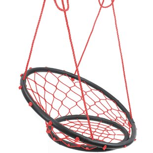 Nystrom Web Swing Chair by Zoomie Kids