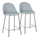 Yarnell 25 Counter Stool (Set of 2) by Orren Ellis