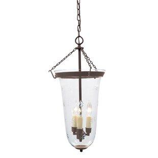 Alcott Hill Chyna 3-Light Urn Pendant