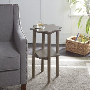 Huguenot Starburst End Table by World Menagerie