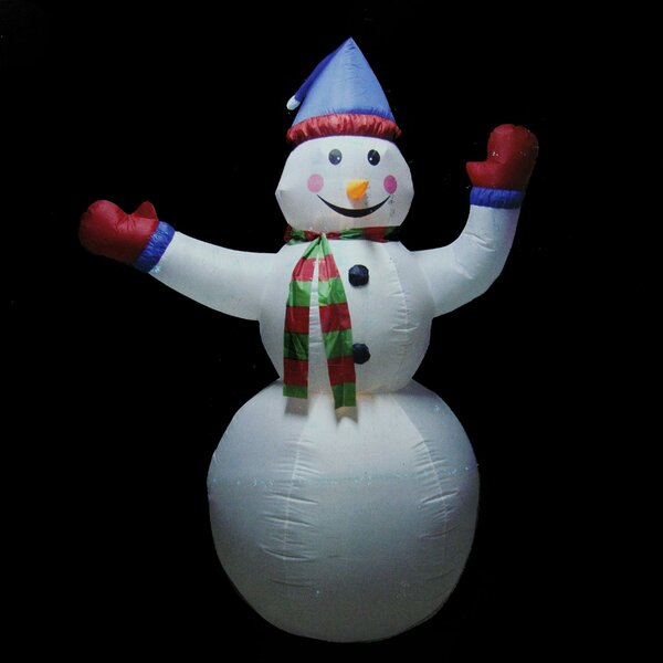 Core Home 46 Resin Snowman