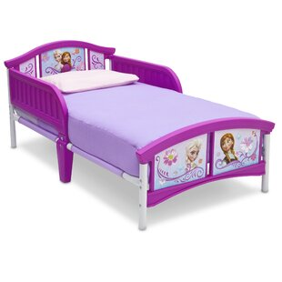 Disney Frozen Convertible Toddler Bed