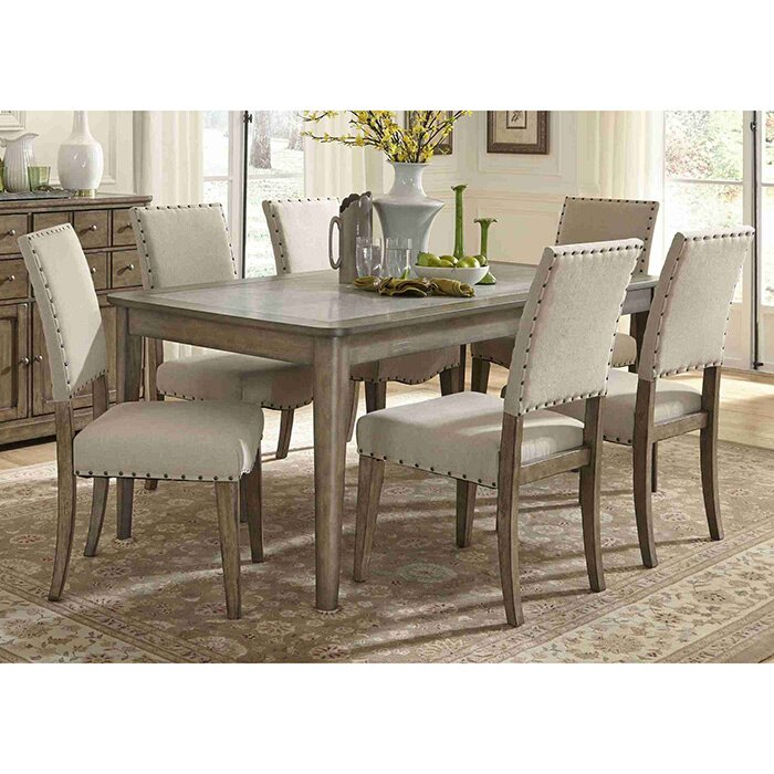 Liberty Furniture Arlen 7 Piece Dining Set & Reviews | Wayfair