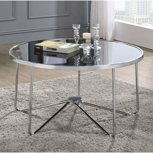 Pattie Coffee Table by House of Hampton Best Choices