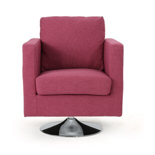 Hoopes Swivel Armchair