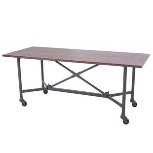 Treadaway 72 Rectangular Table Millwood Pines