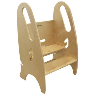2-Step Kids Growing Step Stool by Little Partners