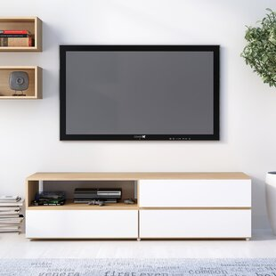 Alda Trilogy TV Stand for TVs up to 55