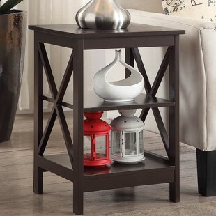 Stoneford End Table by Beachcrest Home