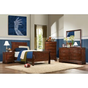 Woodhaven Hill Mayville Sleigh Configurable Bedroom Set
