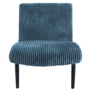 Condit Slipper Chair by Mercury Row