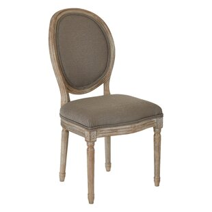 French Round Back Dining Chair | Wayfair