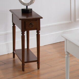 Coastal Notions End Table by Leick Furniture