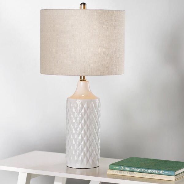 Beachcrest Home Melbourne Beach 266 Table Lamp Reviews Wayfair