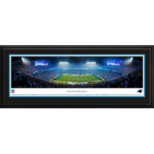 37e85a96a NFL Carolina Panthers by Christopher Gjevre Framed Photographic Print