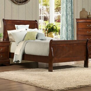 Find a Waynesburg Sleigh Bed by Alcott Hill Reviews (2019) & Buyer's Guide