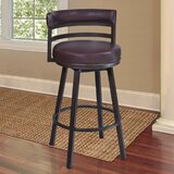 Glouscester Swivel Bar & Counter Stool by Latitude Run