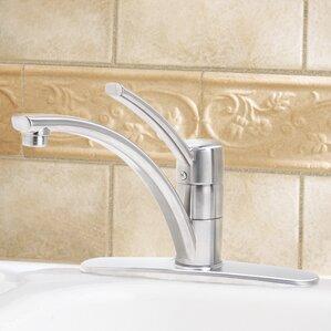 Parisa Single Handle Kitchen Faucet