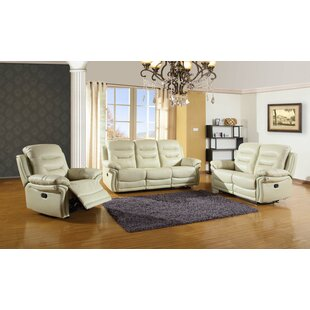 Trower Reclining 3 Piece Living Room Set ..