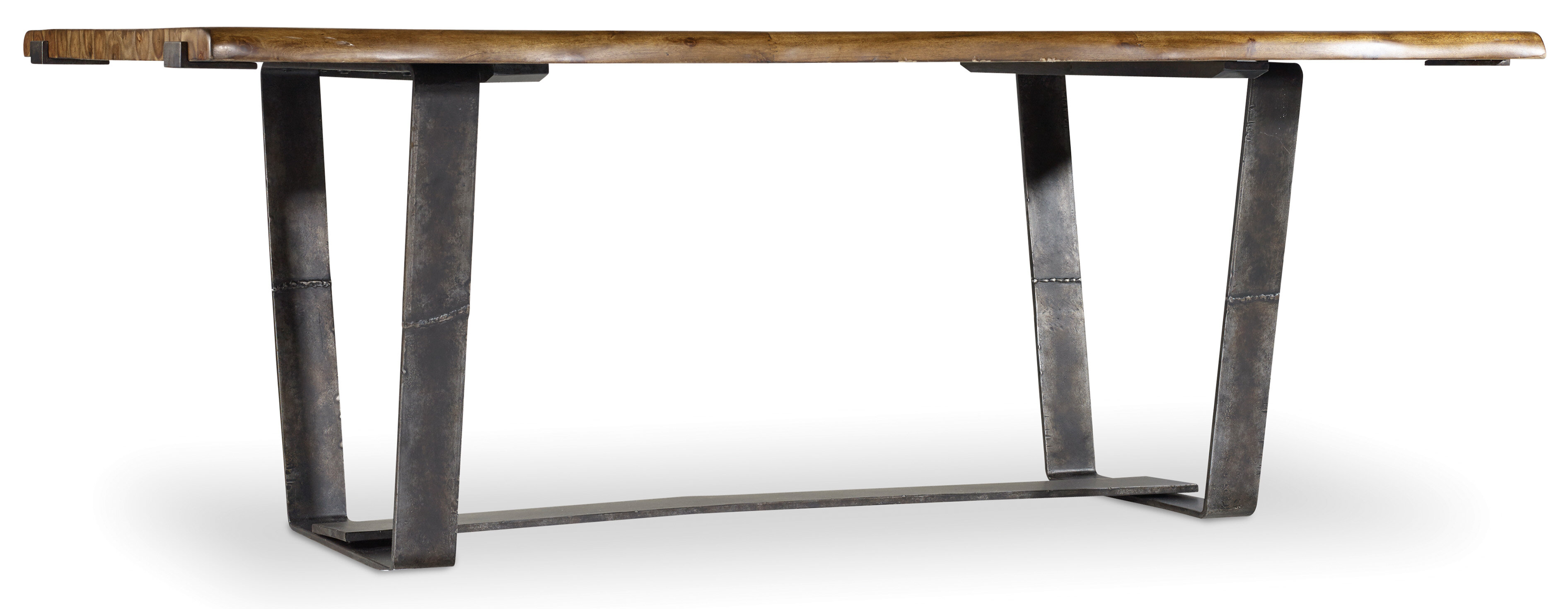 steel maple with wood ontario table base home dining img arrow design modern canada muskoka white in toronto edge live living