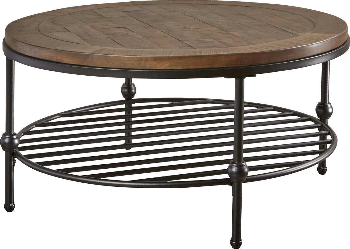 Round Coffee Tables You ll Love