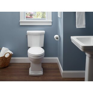 Compare Promenade Dual Flush Elongated Two-Piece Toilet (Seat Not Included) By Toto