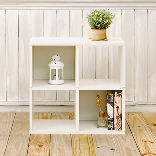Andrade Quad Cube Unit Bookcase Wrought Studio