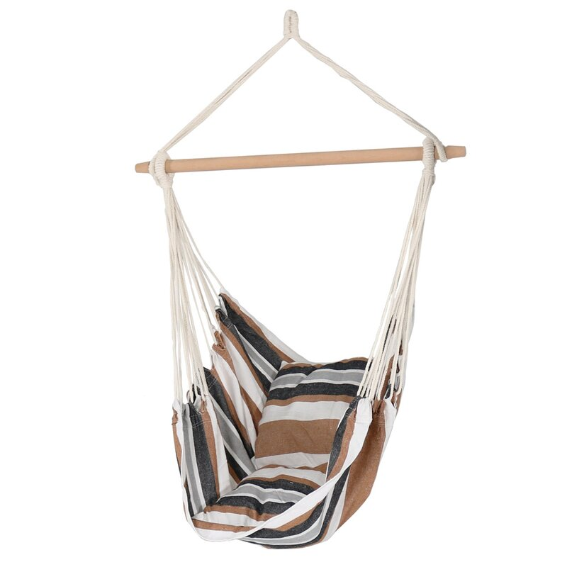 Medium image of hanging chair hammock