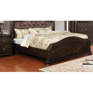 Rudisill Upholstered Panel Bed
