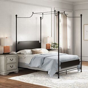 12 South Canopy Bed by Kelly Clarkson Home