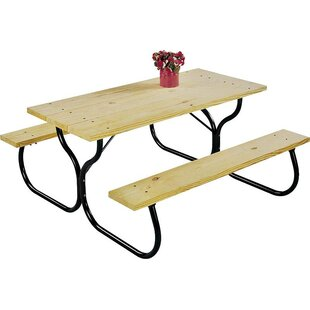 Picnic Table by Worldwide Sourcing Looking for
