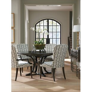 Brentwood 5 Piece Dining Set by Barclay Butera Cool