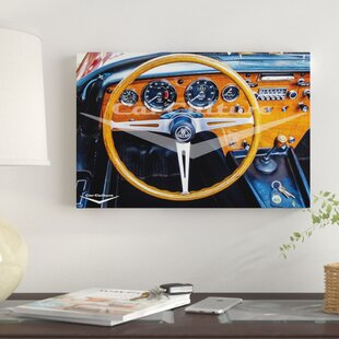 '1966 Lotus Elan S2' Graphic Art Print on Canvas By East Urban Home