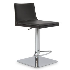 Tiffany Adjustable Height Bar Stool by so..