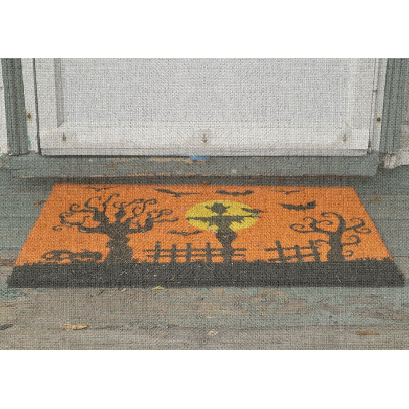 East Urban Home Autumn Orange Area Rug Wayfair