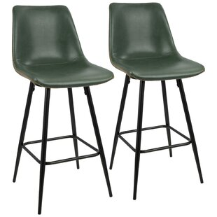 Rylee 25 Bar Stool (Set of 2) Mercury Row