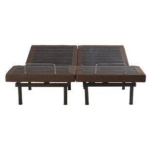 Gordonsville Full-Electric Adjustable Bed Alwyn Home