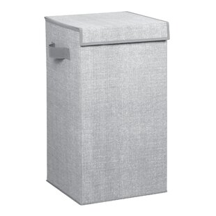 Affordable Folding Laundry Hamper By Rebrilliant