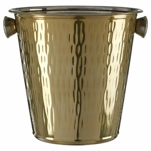 Selma Champagne Bucket By Fairmont Park