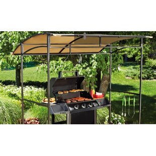 Replacement Canopy for Curve Grill Shelter by Sunjoy