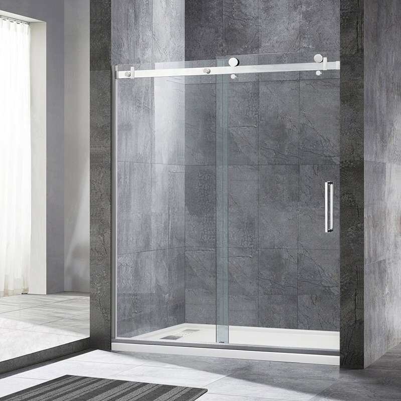 Woodbridge Sliding Shower Shower Door   Item# 10604