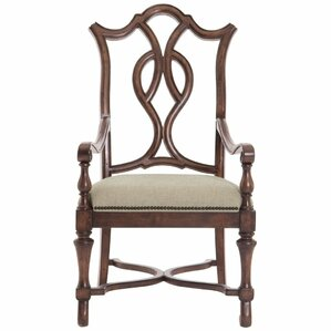 Eaton Square Solid Wood Dining Chair (Set of 2) by Bernhardt