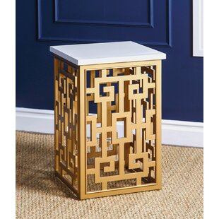 Grieco End Table by House of Hampton
