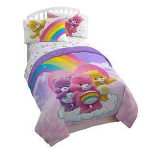 American Greeting Care Bears Twin Comforter