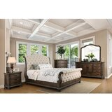 Vincenzo Queen Sleigh 5 Piece Bedroom Set by Astoria Grand
