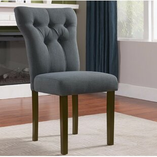 Jamieson Upholstered Dining Chair (Set of 2) by Ophelia & Co.