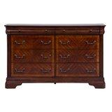 Johnston 8 Drawer Double Dresser by Birch Lane™