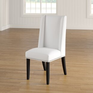 Florinda Upholstered Dining Chair by DarHome Co Comparison